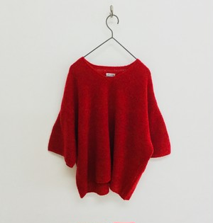 【lilou &lily】MIX WOOL V PO / WD05G-0827