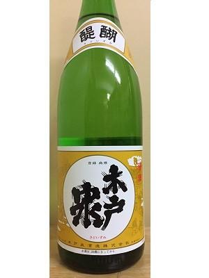 木戸泉 純米 醍醐 1.8L