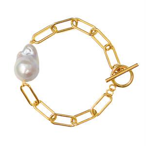 <選べる>【Sクラス】baroque pearl  bracelet