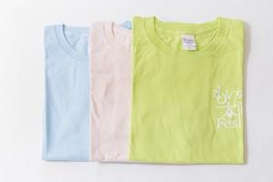 【太陽食堂】オリジナルTシャツ パステル