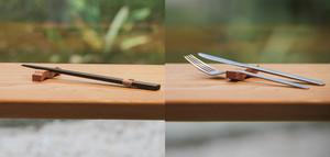 箸置き(桧)