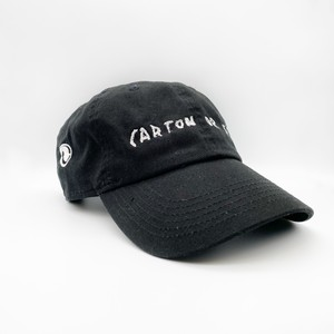 IN ON THE WEAR キャップ「CARTON OR DIE」
