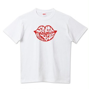 LOGO-Tshirts/RED LIP