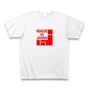 Made In Japan 赤 / ホワイト