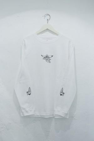 "ide tatsuhiro ""エンジェル""long T-shirt"
