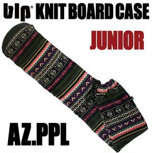 blp ジュニア用 ニットボードケース AZPPL スノーボードケース・ソールガードに