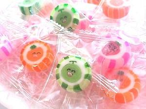 ニコニコフルーツキャンディ(ミックス3個入)
