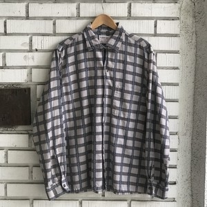 VINTAGE 60's ARROW CHECK L/S SHIRT