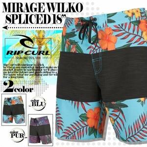 """T01-504 リップカール ボードショーツ MIRAGE WILKO SPLICED 18"""" メンズ サーフパンツ 新作 ブランド 海 ビーチ RIP CURL"""