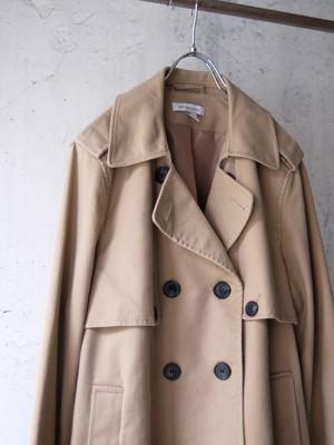 autumn trench type jacket