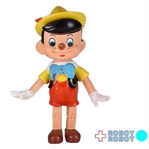 ピノキオ ソフビ・フィギュア ドール メイド・イン・ジャパン