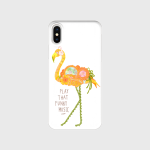 flamingo;O/1103*(iPhoneX/8/7/6/6s)