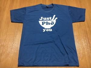 ベトナムのJust Pho you!Tシャツ