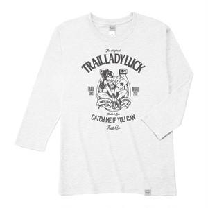 Tri Brend 3/4 Sleeve T-Shirt / TLL / White