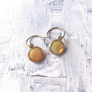 Colette pierce / opal (K18YG)