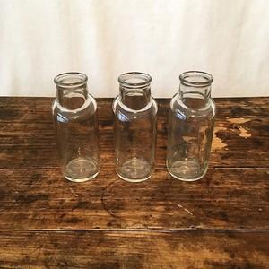 ガラス瓶3個セット