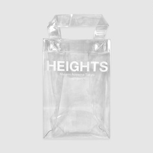 HEIGHTSオリジナルクリアバッグ ※数量限定