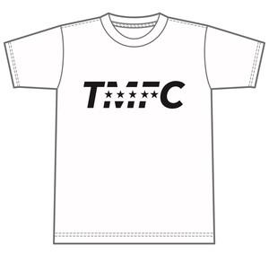 TMFC 5star Tシャツ キッズ ホワイト×ブラック 150サイズ