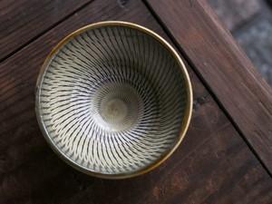 小鹿田焼 4寸茶碗