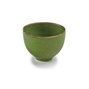 「翠 Sui」お茶碗 姫碗 直径10cm うぐいす 美濃焼 288221