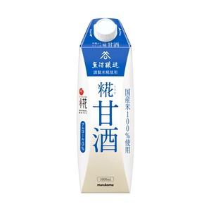 コストコ マルコメ米糀から作った糀甘酒 1L | Costco MARUKOME Sweet Sake 1L  1item