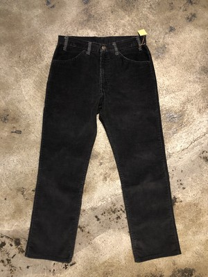 Levi's 519 Corduroy Pants Black
