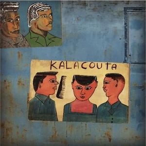 ビンテージ マリ 床屋の看板  CALACOUTA