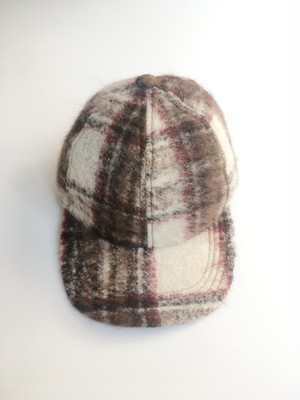 "MIND THE HAT ""wool cap""(brown)"