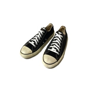 """90's """"CONVERSE"""" ALL STAR made in USA (size 8h)"""