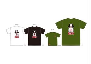 ビックシルエットポケット付きTシャツ(全3色)
