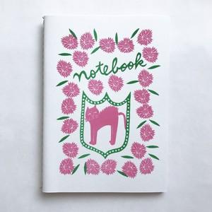 notebook (cat)