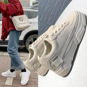 【shoes】ファッションアルファベット切り替えスニーカー22899102
