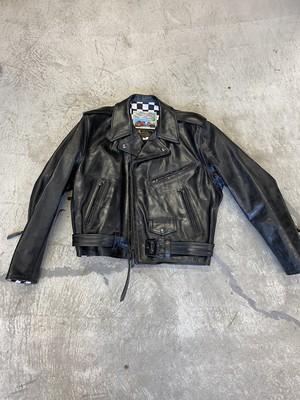 Motorcycle Jacket FQHH black 42