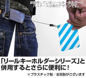 恋柱 甘露寺蜜璃 フルカラーパスケース [鬼滅の刃]  / COSPA