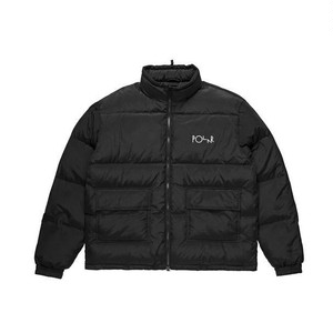 POLAR SKATE CO. POCKET PUFFER [BLACK]