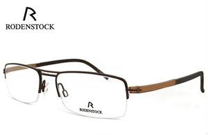 ローデンストック 眼鏡 (メガネ) RODENSTOCK r4720 B ナイロール ハーフリム コンビネーション フレーム