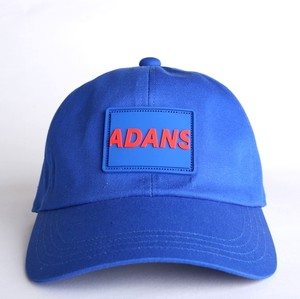 SILICON TAG CAP / BLUE