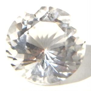 レア☆天然ハーキマーダイヤモンドファセットカットルース4.90ct