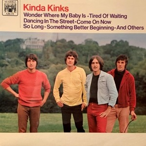 【LP】KINKS/Kinda Kinks