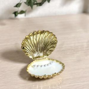 香る貝殻インテリア/ シェル モチーフの置物