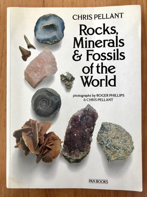 Rocks,Minerals&Fossils of the World