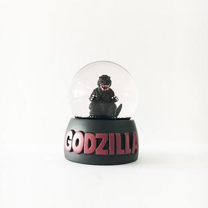 再入荷 ゴジラ / ゴジラボディ 生誕65周年記念GODZILLA スノードーム