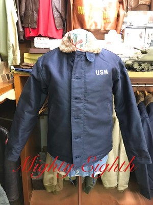 "N-1 deck jacket""Popeye"""