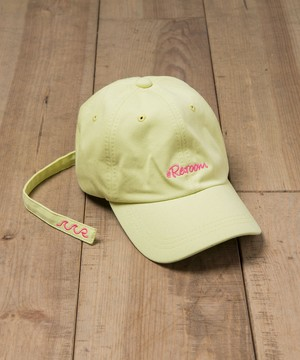 LOGO TWILL LONG ADJUSTER CAP[REH053]