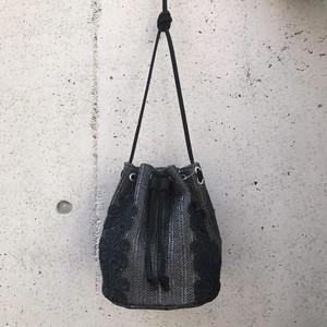 LinLinQ/レース巾着バッグ