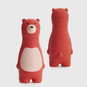 クマさんのラチェットドライバーセット(レッド) (A00002)