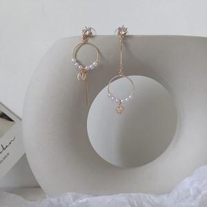 【小物】ファッションスウィート真珠バロック風ピアスイヤリング
