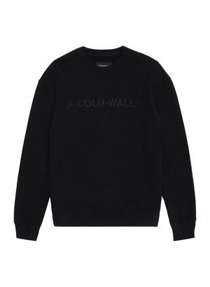 A-COLD-WALL* / LOGO SWEATSHIRT