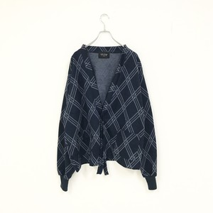 BIAS CHECK CARDIGAN(NAVY)