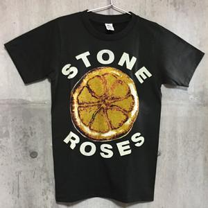 【送料無料 / ロック バンド Tシャツ】 THE STONE ROSES / Lemon Men's T-shirts S M ザ・ストーン・ローゼズ / レモン メンズ Tシャツ S M